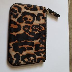 Victoria's Secret leopard print mini bag